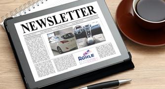 newsletter autohaus rühle zwenkau